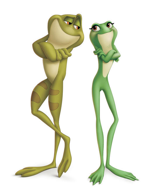 rana - WILL TEMPLAR [EL Rey Rana] Wawis_the_princess_and_the-frog_1